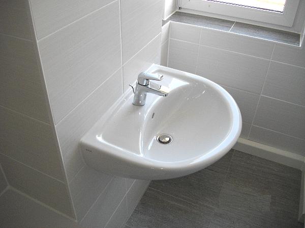 Beispielfoto Bad mit Fenster
