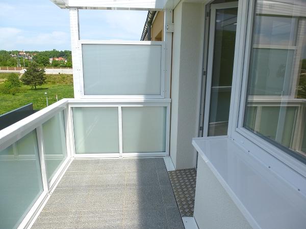 Grüne Aue 14 mit Balkon