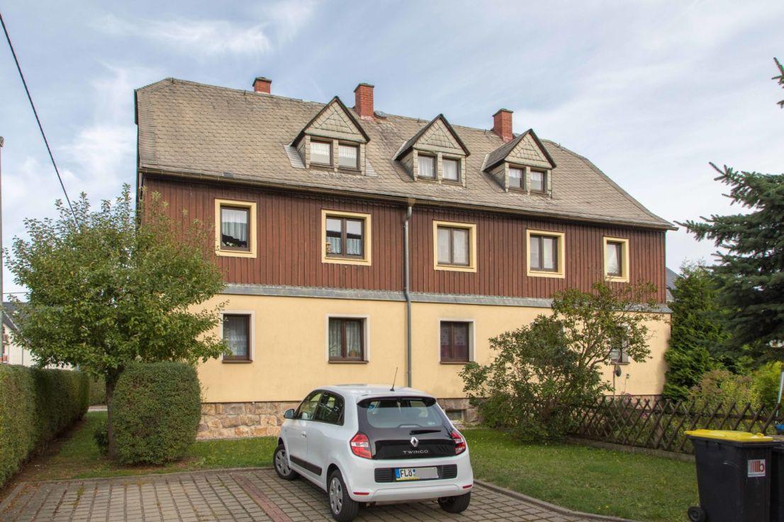 Fr.-Ludwig-Jahn-Str. 2 - Gartenseite