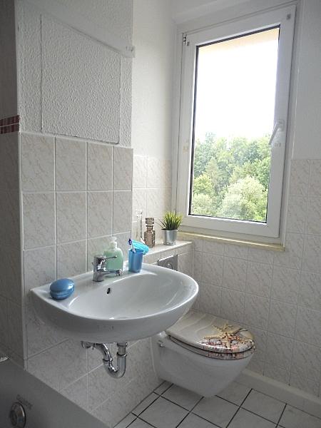 WC in Vorwandmontage