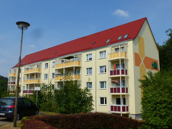 Schmuckstück in Falkenau