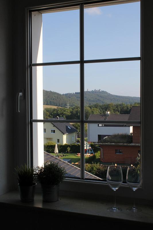 Ausblick zur Augustusburg
