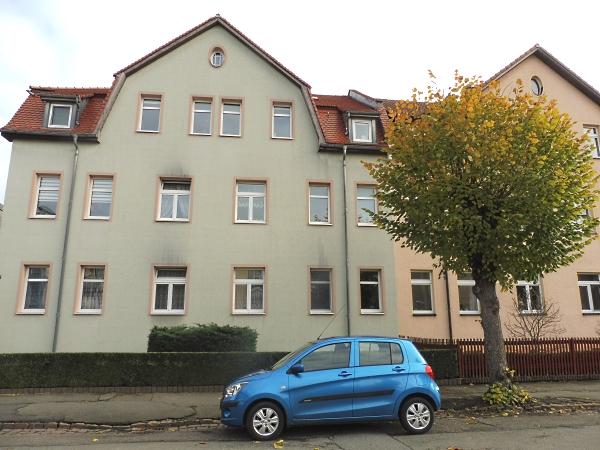Ansicht von der Adolfstraße