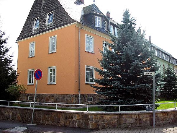 Ecke Bahnhofstr. / Oststr.