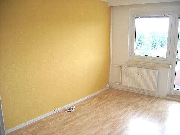 farbenfrohe Wände